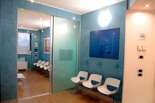 Centro Dentistico O&O - Sale attesa