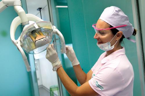 Centro Dentistico O&O - Assistente poltrona